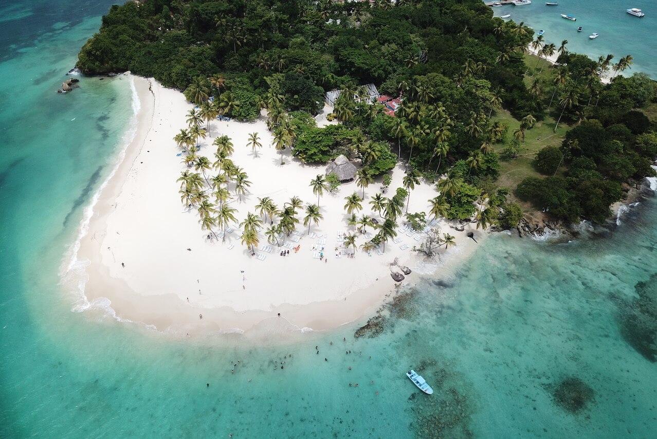 Bacardi Insel
